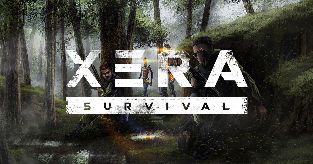 Buy - XERA: Survival | Open World Multiplayer Survival Game | PC